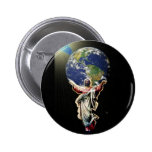 Jesus For The World 2 Inch Round Button