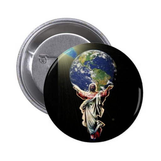 Jesus For The World Buttons