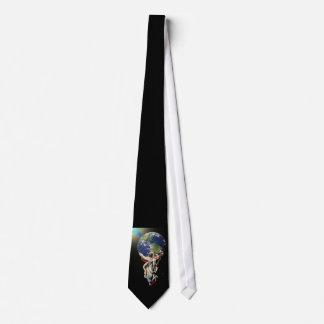 Jesus For The World Neck Tie