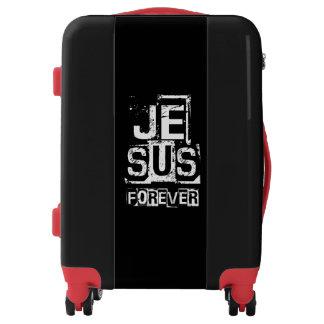 Jesus Forever Luggage