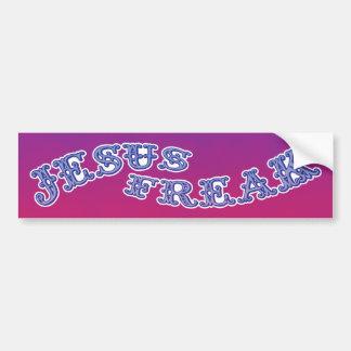Jesus Freak 2 Bumper Sticker