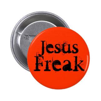 Jesus Freak 2 Inch Round Button
