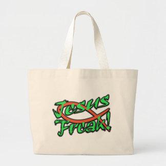 Jesus Freak! Jumbo Tote Bag