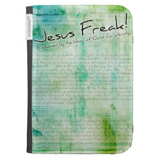 Jesus Freak Kindle Case