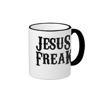 Jesus Freak Coffee Mug
