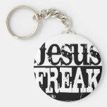Jesus-Freak-Shirt.jpg Key Chain