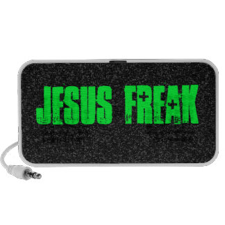 Jesus Freak iPod Speaker