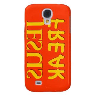 Jesus Freak (SUSEJ KAERF) Galaxy S4 Cases
