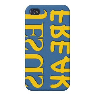 Jesus Freak (SUSEJ KAERF) iPhone 4 Cases
