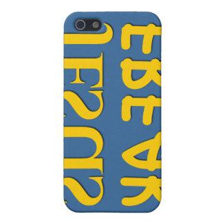 Jesus Freak (SUSEJ KAERF) iPhone 5 Cover