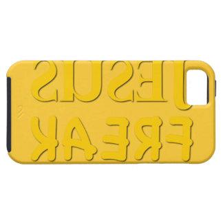 Jesus Freak (SUSEJ KAERF) iPhone 5 Covers