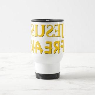 Jesus Freak (SUSEJ KAERF) Coffee Mugs