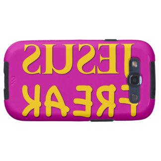 Jesus Freak (SUSEJ KAERF) Samsung Galaxy S3 Case
