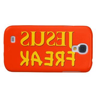 Jesus Freak (SUSEJ KAERF) Samsung Galaxy S4 Case