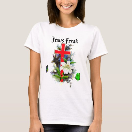 Jesus Freak t Shirt 4
