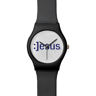 Jesus Geek Time Piece Collection Wrist Watch
