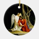 JESÚS Gethsemane Ornamento Para Reyes Magos