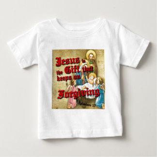 Jesus Gift Keeps Forgiving Tee Shirt
