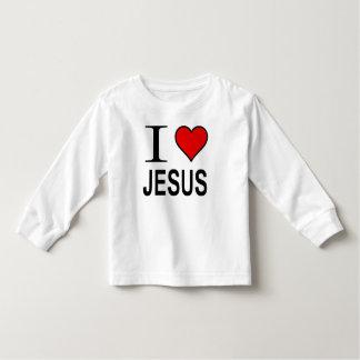 Jesus gifts I love Jesus long sleeve shirt