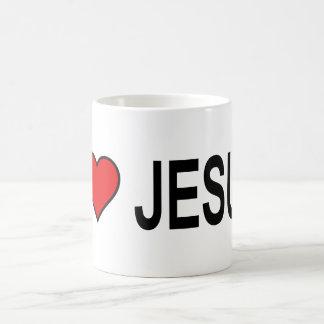 Jesus gifts I love Jesus on 11oz mug