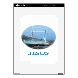 Jesus Gifts iPad 2 Decals