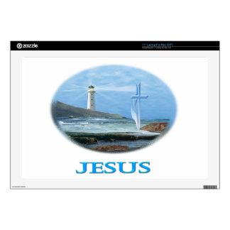 Jesus Gifts Laptop Skins