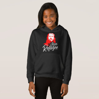 Jesus Girl's Dark Hoodie