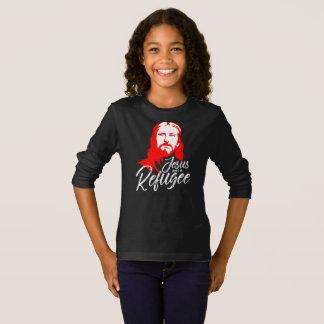 Jesus Girl's Dark Long Sleeve T-Shirt