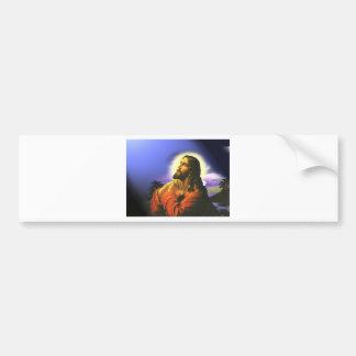 Jesus God Almighty Bumper Sticker