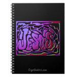Jesús gotGod316.com Libretas Espirales