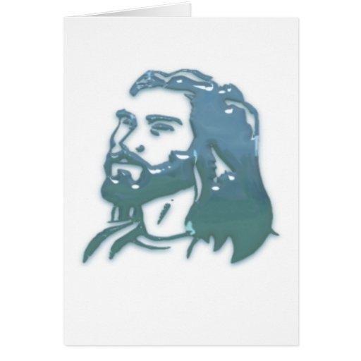 Jesus Greeting Cards