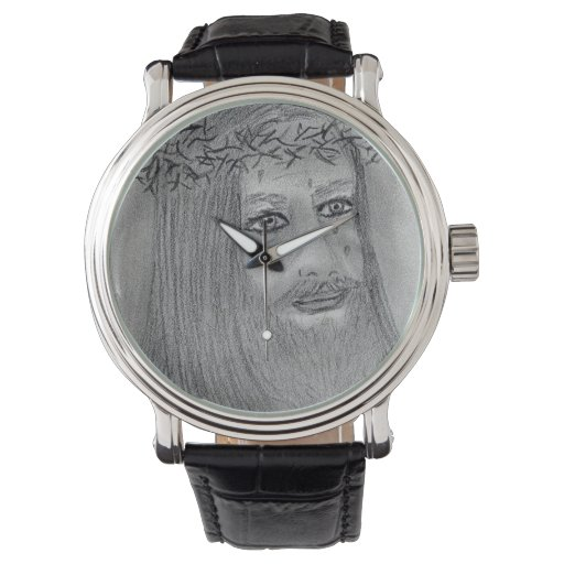 Jesús gritador relojes de mano