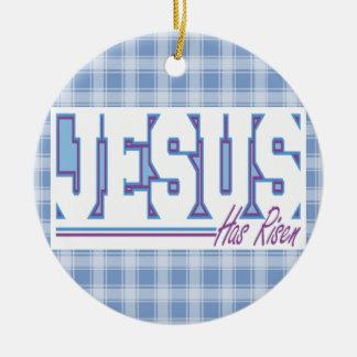 Jesús ha subido adorno