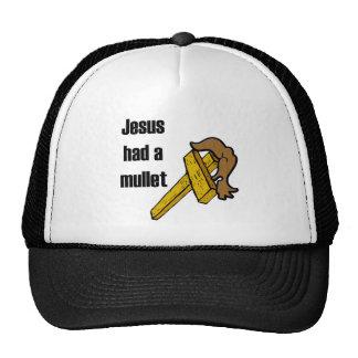 Jesus Had a Mullett Trucker Hat
