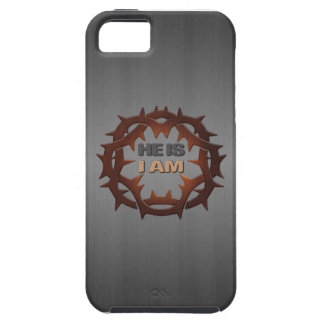 JESUS: HE IS I AM iPhone SE/5/5s CASE