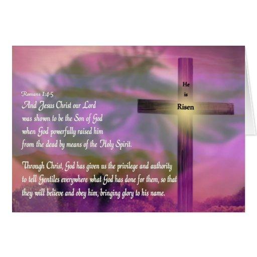 HAPPY EASTER .... Feliz Sabado de Gloria Jesus_he_is_risen_easter_purple_card-r01ce3db10abd4a36bde089744677f816_xvuak_8byvr_512