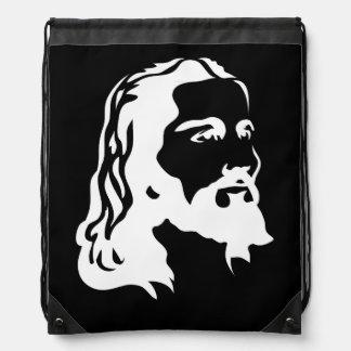 Jesus Head Backpacks