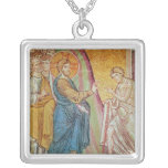 Jesus healing a leper custom jewelry