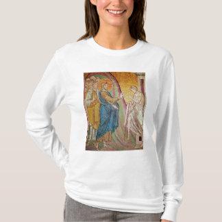 Jesus healing a leper T-Shirt