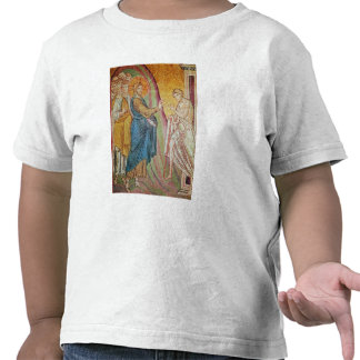 Jesus healing a leper tshirt