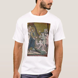 Jesus Healing the Crippled and the Blind T-Shirt