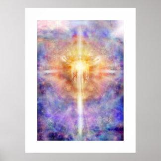 Jesus Heart Poster