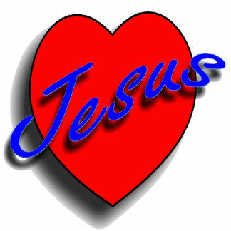 Jesus Heart Statuette