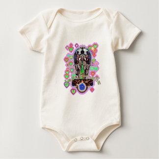 Jesus-holic Baby Bodysuit