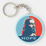 Jesus HOPE keychain