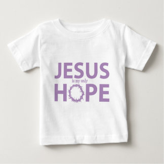 jesus hope lavender baby T-Shirt