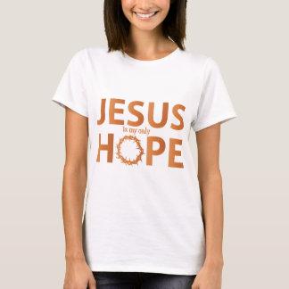 jesus hope orange gradient T-Shirt
