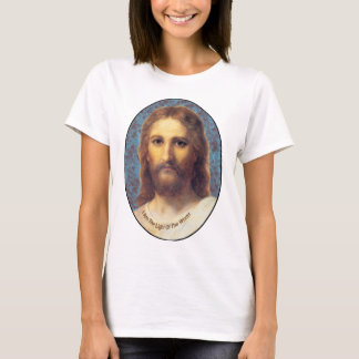 Jesus I am The Light of the World products T-Shirt
