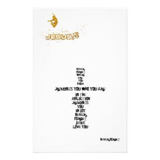 JESUS, I love JESUS Flyer