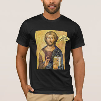 "Jesus ""I NEVER SAID THAT"" New Testament Pro-Love T-Shirt"